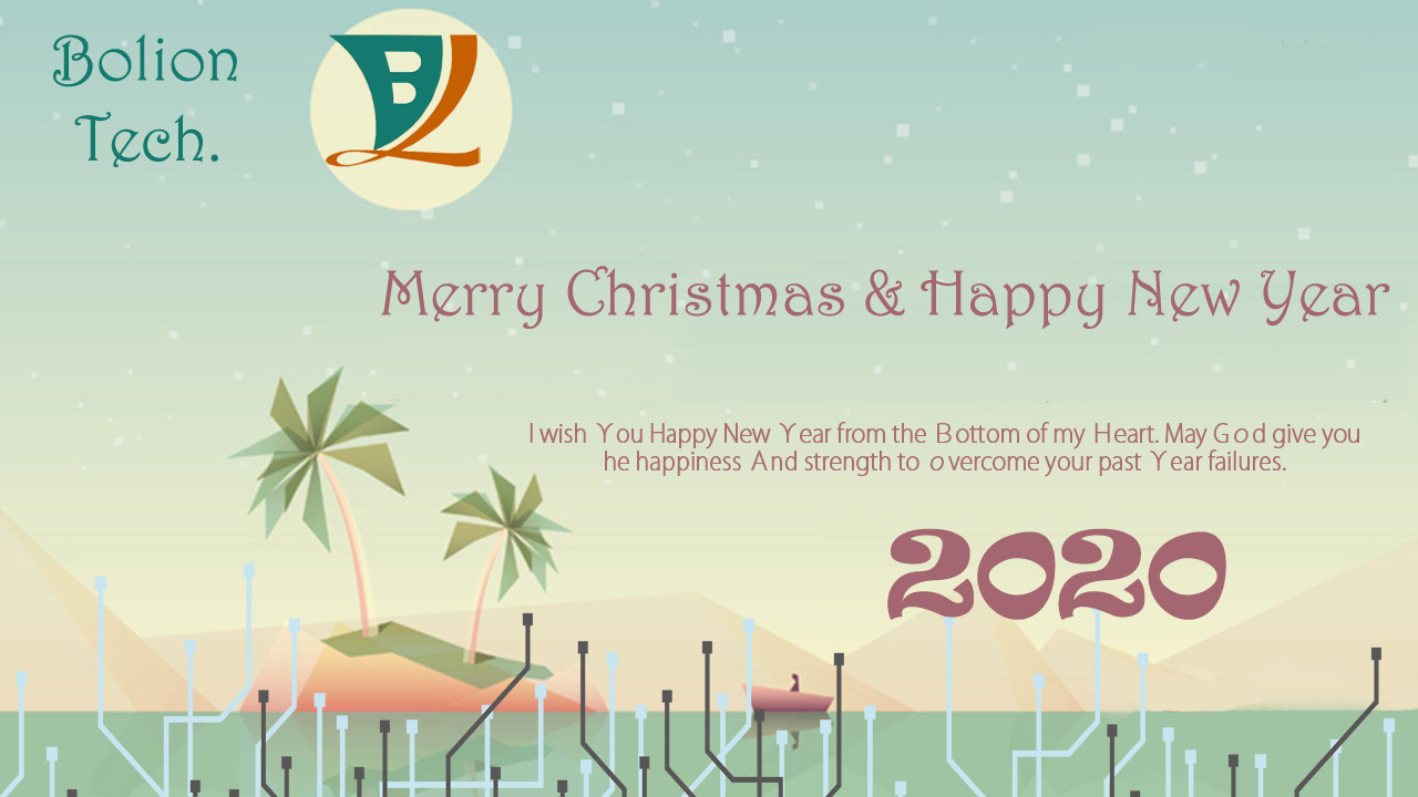 Merry Christmas& Happy New Year